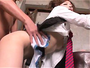 Tsubasa Aihara gets cock in More at 69avs.com