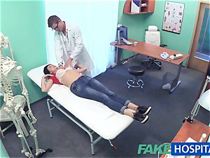 FakeHospital super-sexy Russian Patient needs phat firm spear