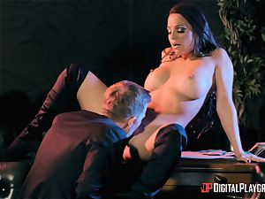 Abigail Mac takes on the monster manmeat of Danny D