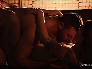 sensual sex session with Misha Cross