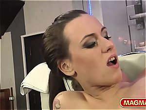 stunning Mea Melone wants a great shoving from her paramour