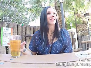 gangbang internal ejaculation Interview with Lylith Lavey