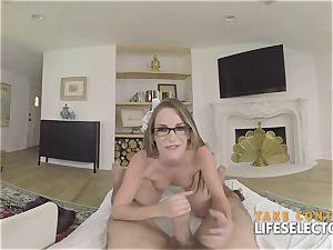 Kimmy Granger - Nerdy super-fucking-hot nubile loves To plumb