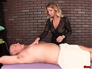 stunner Keeps Denying His climax Again And Again