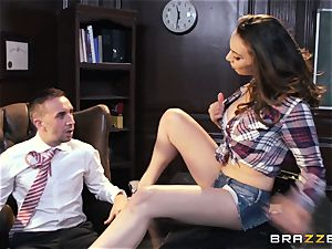 Dont filth with beautiful student Tiffany Tyler