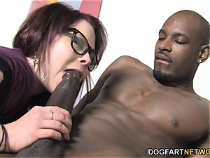 Misti Dawn boinks bbc For The first Time On Camera