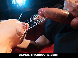 deviant xxx - Chanel Preston hatch romped