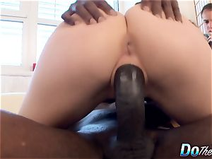 Cuck wifey Alexis Crystal smashes black man
