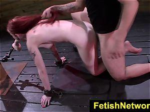FetishNetwork Sheena Rose bondage mega-bitch
