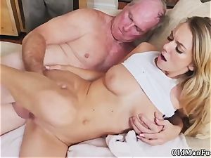 dad care and breakfast handjob aged man Molly Earns Her Keep