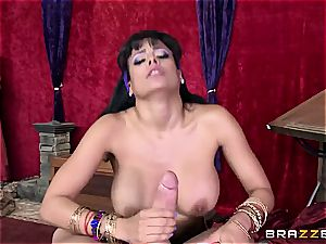Luna star sees rod in her future