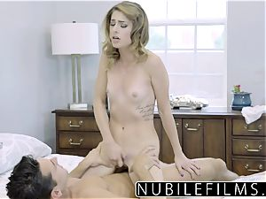 NubileFilms - Day Dreaming About salami Till She pops
