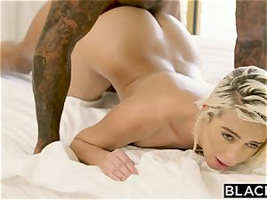 BLACKED wild Intern Can't Stop Herself Around bbc