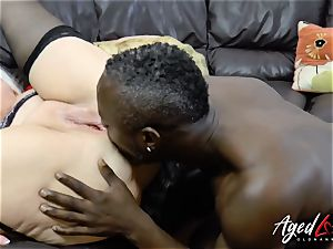 AgedLovE Lacey Starr multiracial hard-core buttfuck