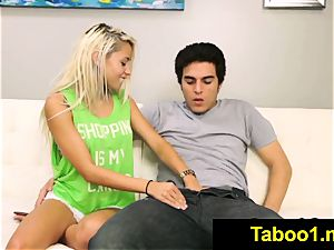 FetishNetwork Marsha May gives stepbro muddy dt