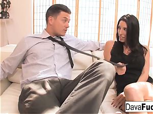 casting bed with Bradley that finishes with a internal ejaculation