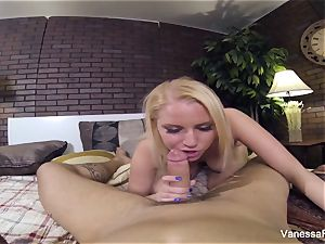 Vanessa Gets drilled point of view style