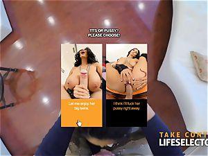 Ava Addams' fattest devotee 2