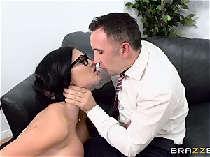spear gasping british honey Jasmine Jae fucked in her donk