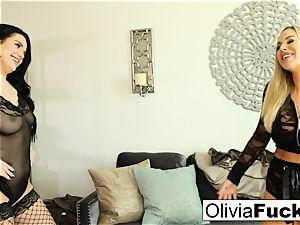 Olivia Austin pummels Trina Rush